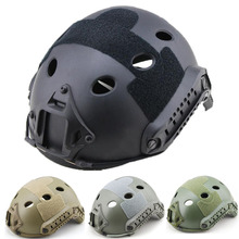 Wosport Military Tactical airsoft Helmet Fast Army Cs war game Airsoft Paintball fast Helmet
