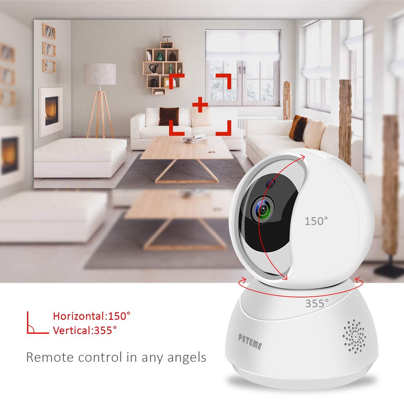 YI IOT Inteligente Wi-fi Sem Fio da câmera câmera Inteligente interior de Duas vias de áudio Mini Câmera de visão noturna IP casa inteligente bebê monitor de