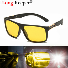 Goggles Sunglasses Driving Night-Vision-Driver UV400 Unisex Car Oculos-Accessories Longkeeper