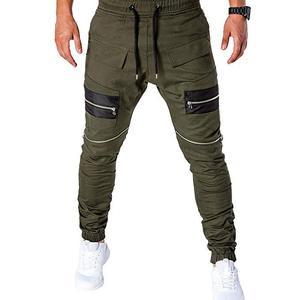 Men's Casual Pants Fitness Shuttle Woven