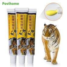Uds bálsamo de tigre ungüento dolor de artritis reumatoide parche músculo alivio artritis de la articulación cuerpo dolor Tailandia analgésico P1128