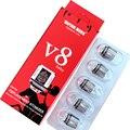 V8 bobinas do bebê bobina de vapor para o bebê grande atomizador v8 m2 q2 t8 x4 t6 núcleo malha vape bobina
