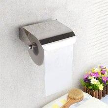 Настенный держатель для туалетной бумаги аксессуары из нержавеющей