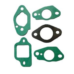 Image 3 - 5pcs Carburatore Guarnizioni kit Per Honda 415 416 SET FITSIZY HRG465 GCV135 GCV160 GC135 GC160 Motore Motore accessori da giardino strumento