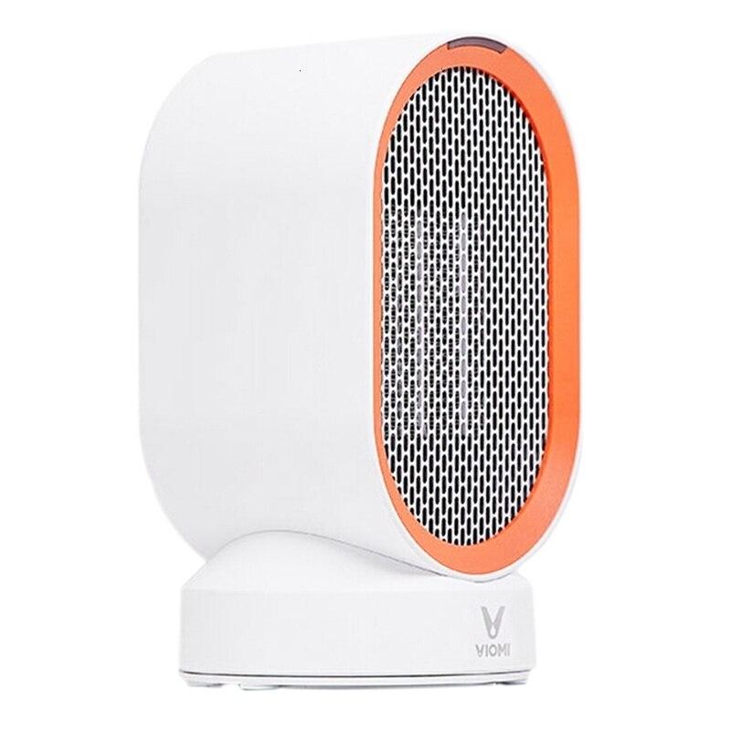 Hot TOD-Xiaomi Mijia Viomi Mini Electric Heaters Fan Countertop Home Room Power Warmer for Winter Us Plug