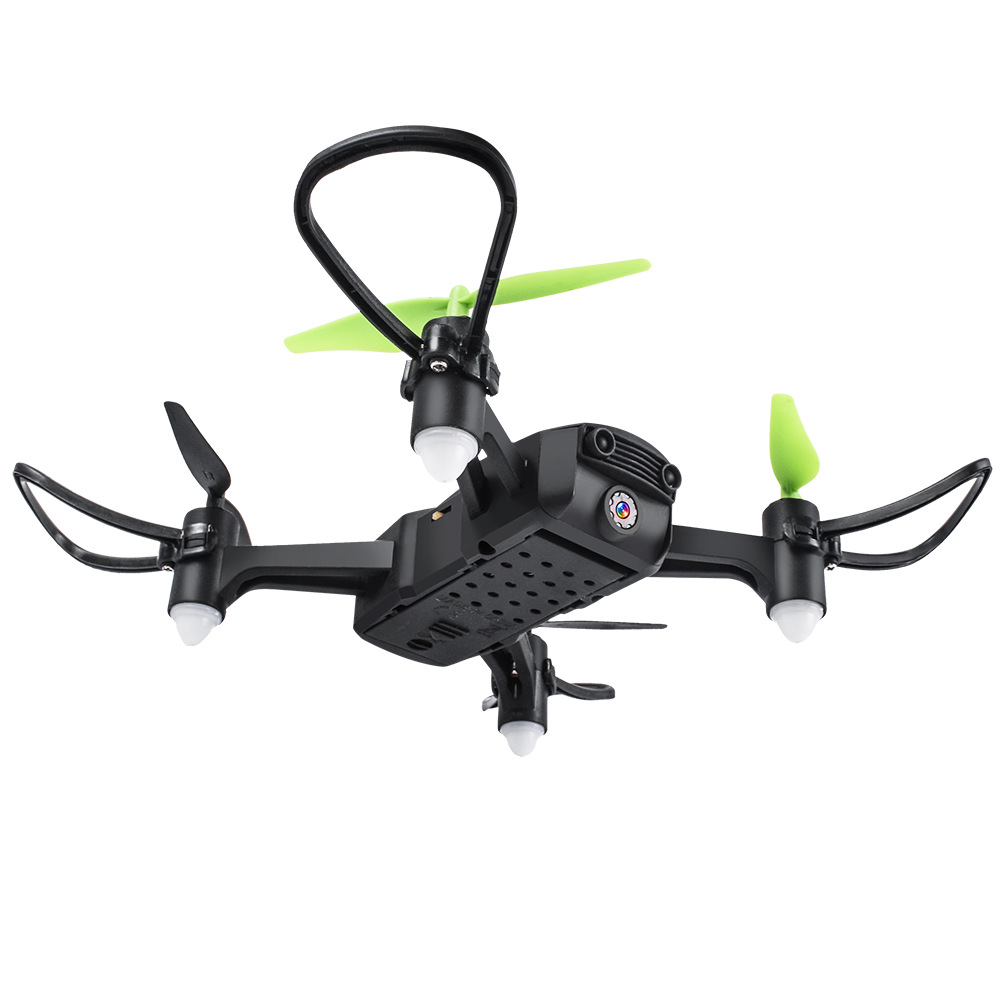 671 Small Unmanned Aerial Vehicle WiFi Real-Time High-definition Aerial Photography Mini Quadcopter Set High Remote Control Airc
