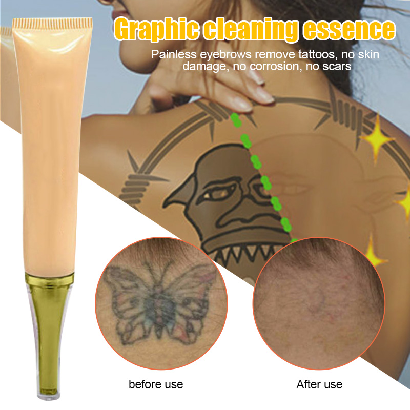 Top Luxury High Quality Fashion Permanent Tattoo Removal Cream No Need For Pain Removal Maximum Strength Dropshipping SMJ