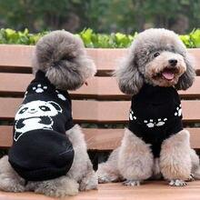 Зимний свитер для собак Рождественская Одежда домашних животных