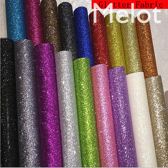 10 Meter ,Glitter Fabric Wallpaper ,bling Wallcovering Use For Cushions,pelmets,blinds,pillow ,wall Decoration