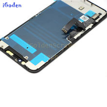 JK Quality LCD Screen For iPhone 11 LCD Display Touch Screen Digitizer Assembly For iPhone 11 A2221 Display Replacement 6.1″