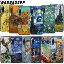WEBBEDEPP Van Gogh Skull Soft TPU Case for Xiaomi Mi 6 8 A2 Lite 6 9 A1 Mix 2s Max 3 F1 9T A3 Pro CC9E Cover webbedepp yin yang koi fish soft tpu case for xiaomi mi 6 8 a2 lite 6 9 a1 mix 2s max 3 f1 9t a3 pro cc9e cover