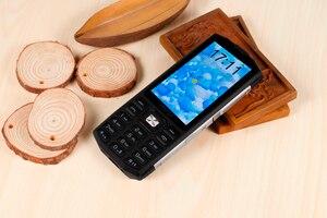Image 5 - 4000mAh bateria rosyjska klawiatura odporna na wstrząsy telefony komórkowe 3 Tri sim bezprzewodowa FM duża objętość gsm odblokuj wytrzymały telefon A905