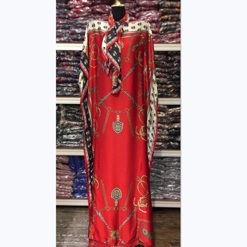 Dress Length 130cm, Bust:130cm New fashion dress for women/lady,Elegant oversized Dress african print dresses for ladies/women