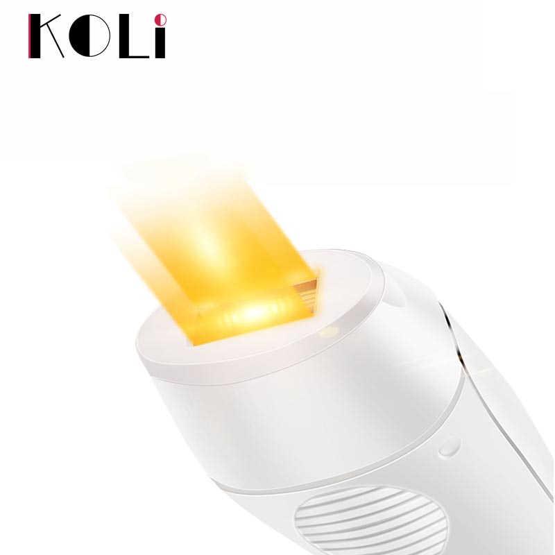 Koli IPL Laser Hair Removal Mesin Laser Epilator Hair Removal Permanen Bikini Listrik Depilador + Gratis 10PC Masker
