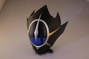 Anime CODE GEASS Lelouch of the RE:surrection Lelouch Lamperouge Helmet For Cosplay Lelouch Mask With Arylic Visor Party Props 5