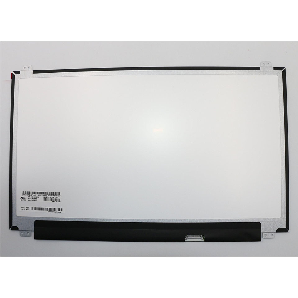 """LP156WFC (SP)(DB) FRU 02DD009 P/N: SD10R33578 For 15.6"""" Laptop LCD Screen Fit For LP156WFC SPDB IPS FHD New Replacement 30 Pins"""