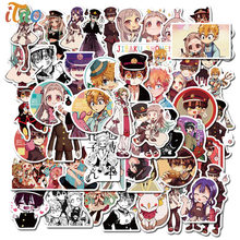 10/30/50Pcs Animetoilet-Gebonden Hanako-Kun Stickers Waterdicht Skateboard Notebook Diy Laptop Gitaar Bagage sticker Kinderen Speelgoed(China)