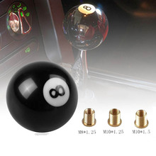 New 8 Billiard Ball Car Gear Shift Knob Universal Shifter Lever Cover for Manual Transmission