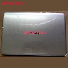 Nuovo display lcd originale di caso della copertura posteriore per ASUS N580 X580 top oro argento di colore