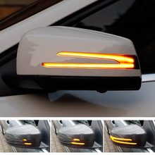 Sequential-Indicator GLA Class-X156 Mercedes-Benz Turn-Signal-Light Led-Side-Mirror Dynamic