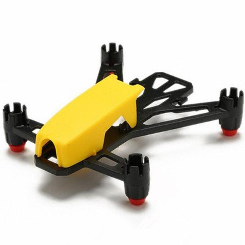 KINGKONG Q100 FPV mini RC Drone Carbon fiber rack UAV rack Model Drone skeleton & blade model Model airplane accessories parts