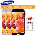 LCD J4 2018 Samsung Galaxy J400F J4 J400 J400G/DS SM-J400F LCD ekran J4 2018 Dokunmatik Sayısallaştırıcı J4 2018 ekran Montaj Parçaları