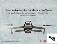 STARTRC DJI MAVIC 2 drone dedicato di potenza della batteria del connettore di uscita per mavic 2 pro/zoom drone accessori