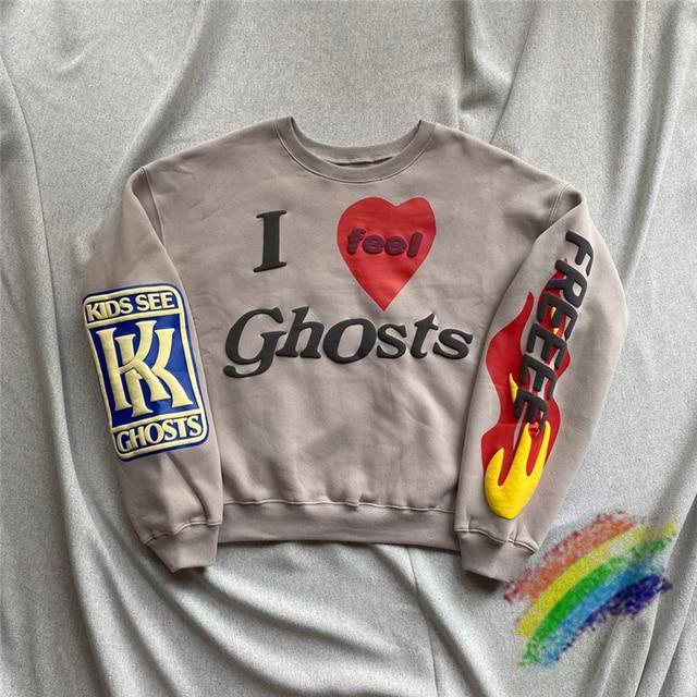 Kanye West CUDI I Feel Ghost Sweatshirt 1