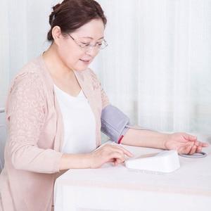 Image 4 - Andon Automatic Digital Blood Pressure Monitor Heart Rate Monitor Counter Portable Pulsometer Tonometer Sphygmomanometer