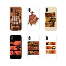Accessories Phone Shell Covers The Good Bad and Ugly For Xiaomi Redmi 4A S2 3 3S 4 4X 5 Plus 6 7 6A 7A Pro K20(China)