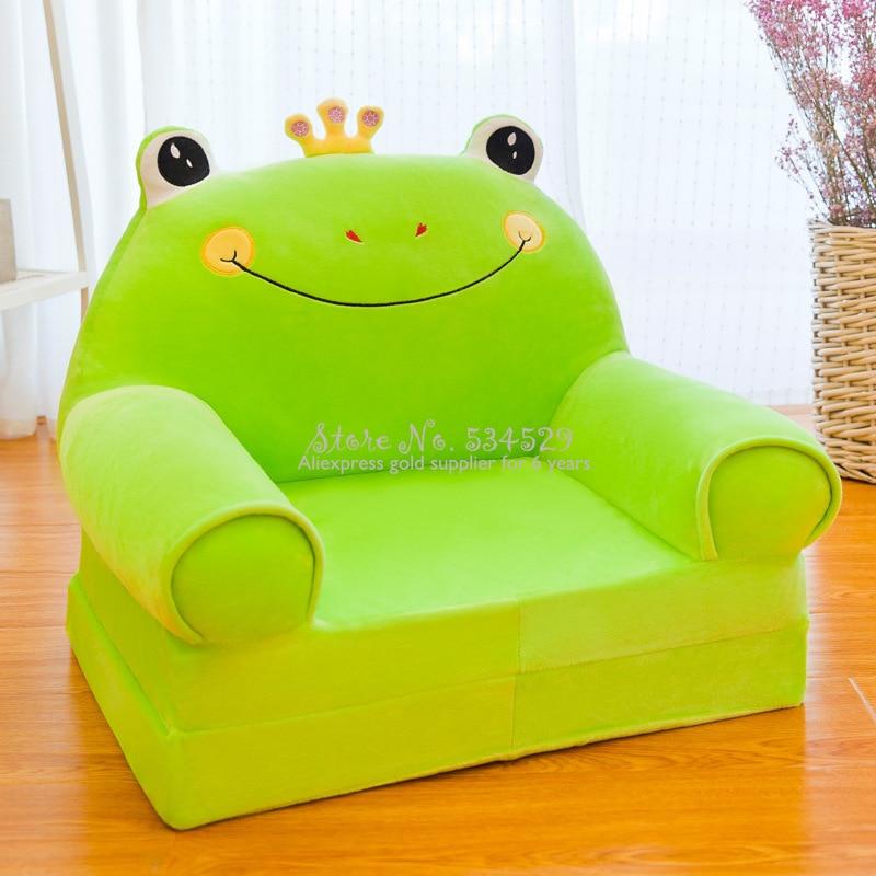 5% разобранный детский диван, модный детский диван, складной мультяшный милый детский мини-диван, диван для детского сада 4