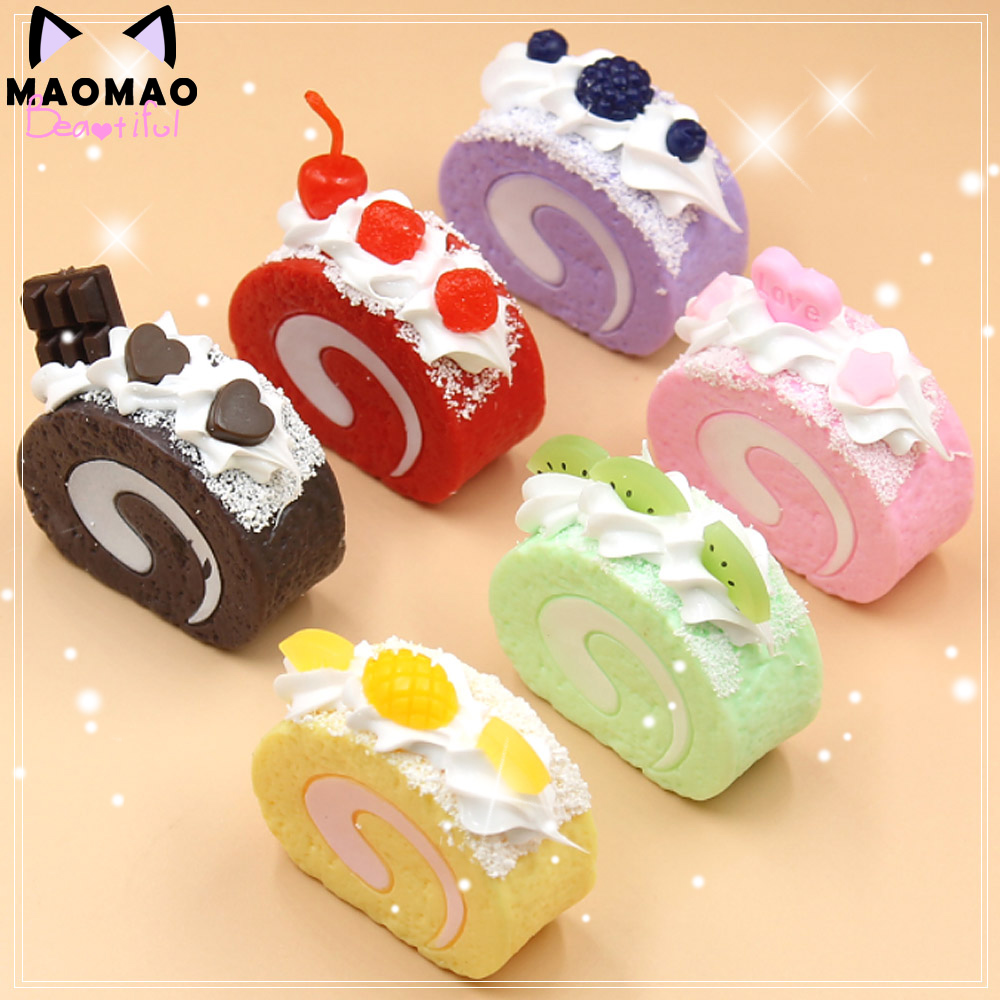 Lolita Headdress Cake Was Small Hairpin Edge Clamps Harajuku Soft Sister Meng Strawberry Chocolate Hair