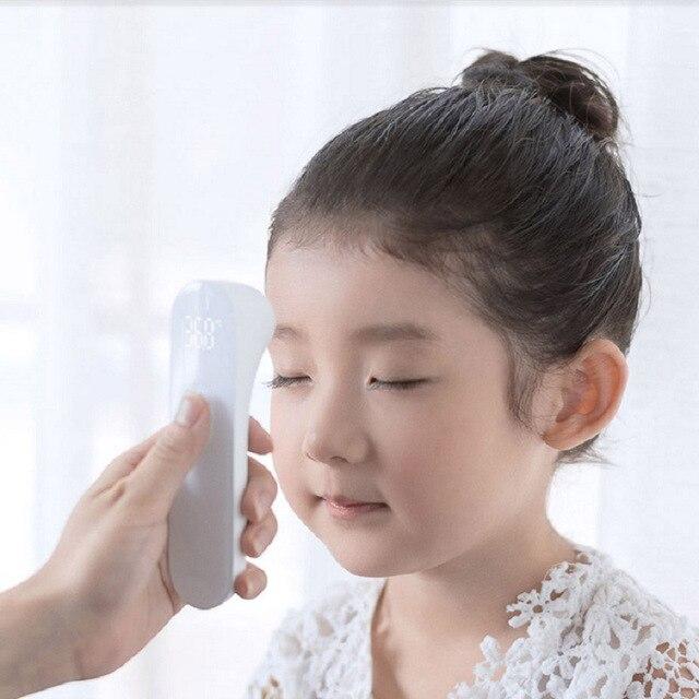Oryginalny Xiaomi iHealth Termometro dokładny cyfrowy ekran termograficzny LED bez pomiaru wskaźnika temperatury