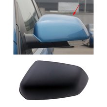 Rear View Mirror Cover Wing Mirror Frame Shell Rearview Mirror Housing for Polo for Skoda Octavia 06 12 Prime Color