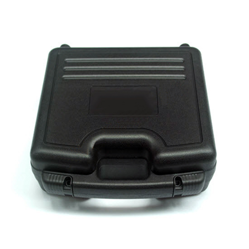 ABS Plastic Safety Equipment Instrument Case Suitcase Portable Tool Box Dry Box Impact Resistant With Pre-cut Foam