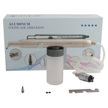 Dental Aluminum Oxide Micro blaster/Dental Alumina Air Abrasion Polisher Microetcher Sandblasting Sandblaster|Teeth Whitening|   -