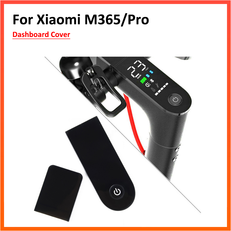 Easy Install Dashboard Cover Durable Safety Protection <font><b>Display</b></font> Protect shell for <font><b>Xiaomi</b></font> <font><b>M365</b></font> <font><b>Pro</b></font> <font><b>Mijia</b></font> <font><b>M365</b></font> Electric Scooter image