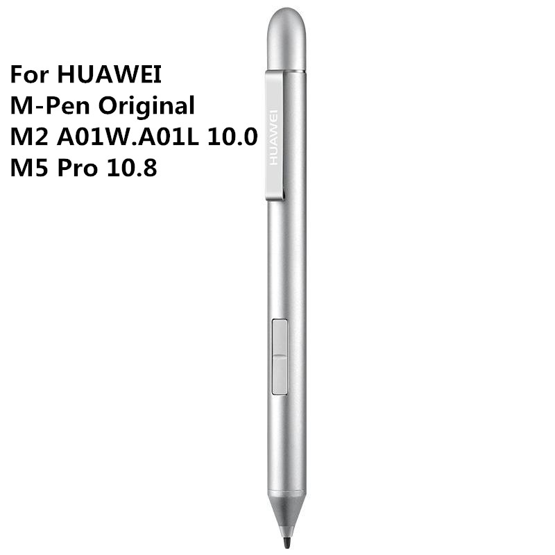 Original M-Pen Active Capacitive Touch Pen For Huawei MediaPad M2 10.0 A01W A01L M5 Pro FOR LENOVO MIIX700 Active Stylus