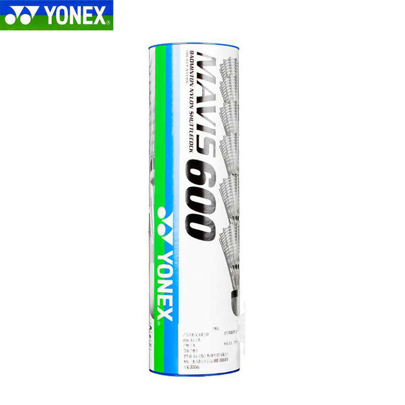 100% Authentic Yonex Mavis M300 2000 Badminton Nylon Ball Badminton Training Shuttlecock