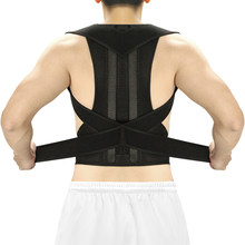 Aptoco Posture Corrector Back Posture Brace Clavicle Support Stop Slouching and Hunching Adjustable Back Trainer Unisex