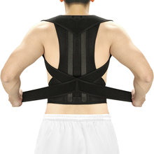 Corrector-Back Posture Brace Back-Trainer Support-Stop-Slouching Hunching Adjustable