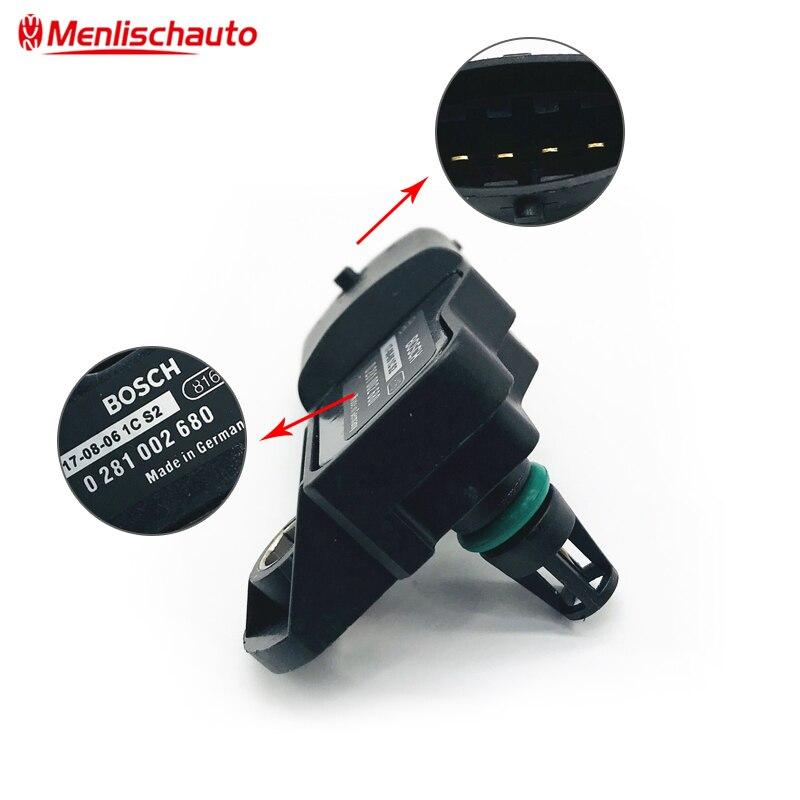 絶対吸気ブースト圧フォードマツダ用 Map センサー BT-50 BT50 2.5 MRZ-CD 3.0 CDVi 0281002680 0 281 002 680