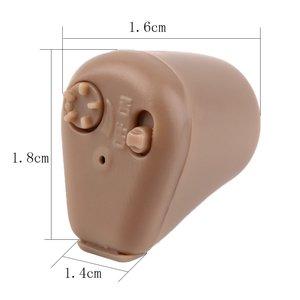 Image 2 - Kebidu K 88 補聴器充電式ミニ補聴器サウンドアンプ見えない聞くクリア高齢者のための耳ケアツール