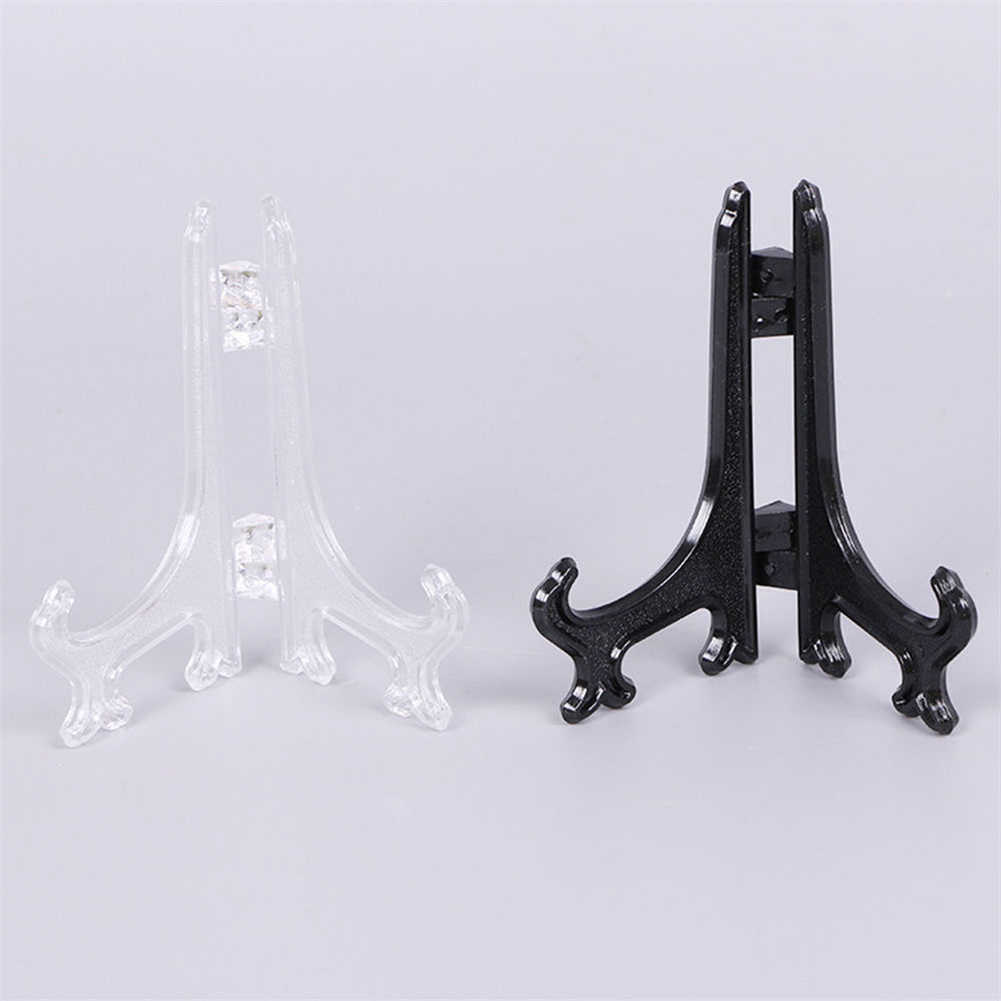 1 Pc Display Stand Schildersezel Fotolijst Kom Plaat Opslag Display Stands Holder