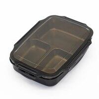 Neue Lunch Box Edelstahl Tragbare Picknick Büro Schule Lebensmittel Behälter Mit Fächern Mikrowellen Thermische Bento Box-in Lunchboxen aus Heim und Garten bei
