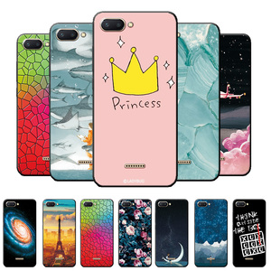 Image 1 - Phone Bags For Xiaomi Redmi 5A 6A 7A 8A Case Cover Scenery Cases For Xiaomi Redmi Note 7 Bumper Redmi 5 7 8 6 Pro Housing