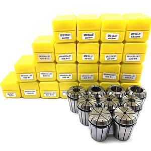 Image 2 - 2mm 20mm ER32 קולט צ אק כלי Bits מחזיק אביב קולט לcnc חריטת מכונת כרסום מחרטה כלי ספינדל מנוע מהדק