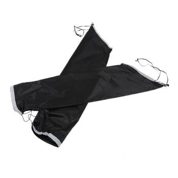 Мужские и женские Портативные водонепроницаемые брюки для рыбалки, походов, альпинизма, туризма, ультра-светильник, брюки от дождя