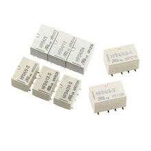 5 шт. HFD4/5 HFD4/12 HFD4/24 HFD4/5-S HFD4/12-S HFD4/24-S HFD4/3-S HFD4/4,5-S реле 5 в 12 В 24 В 3 в 4,5 в