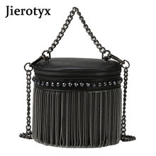 Jierotyx роскошные сумки мессенджеры для женщин дизайнерские